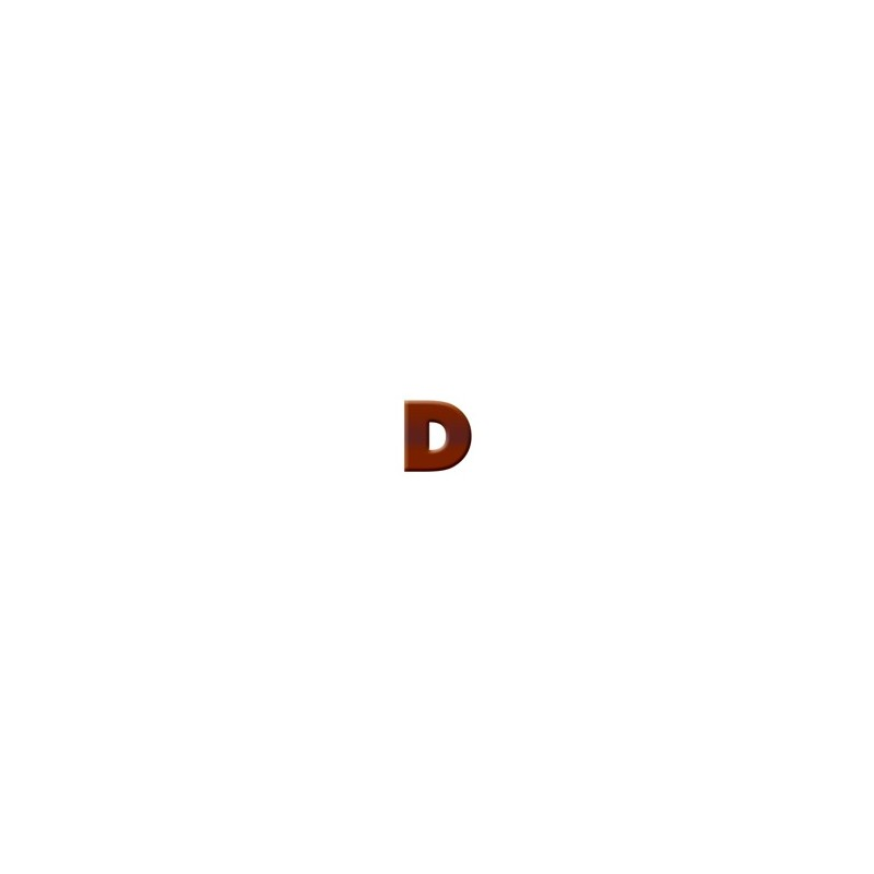 D - Chocolate Letter