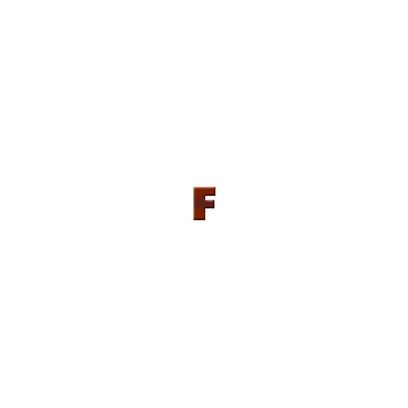 F - Chocolate Letter